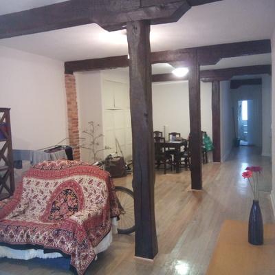 Rehabilitación de interiores 2 (Casco viejo)