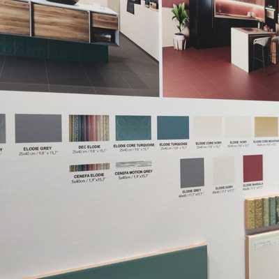 Colores de azulejos