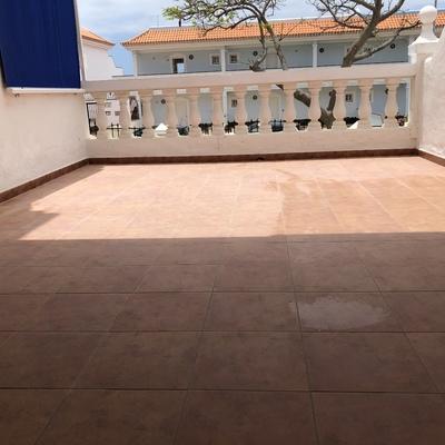 Finalizar terraza