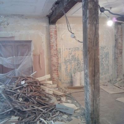 Rehabilitación de interiores 1 (Casco viejo)