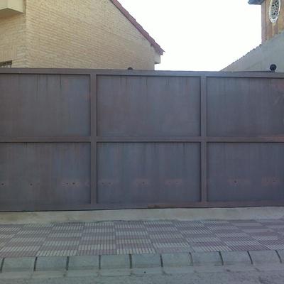 puertas de todo tipo