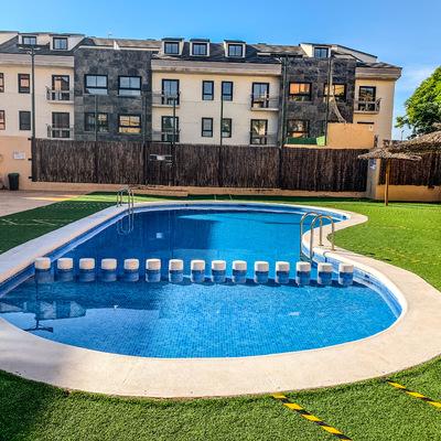 Acondicionamiento de piscinas Covid-19