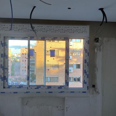 Reforma integral carpintería PVC en Alberto Alcocer