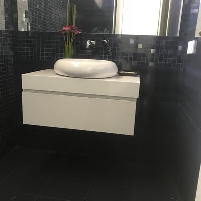 Espejo baño servicio