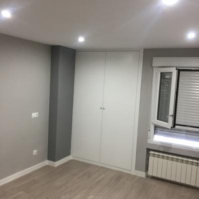 Iluminacion led habitación