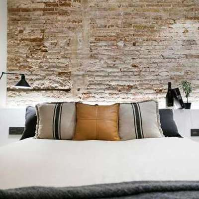 Dormitorios apartamentos turísticos madrid