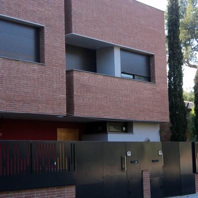 6 viviendas unifamiliares adosadas en Matadepera