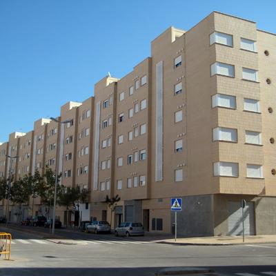 60 viviendas en Castellón de la Plana