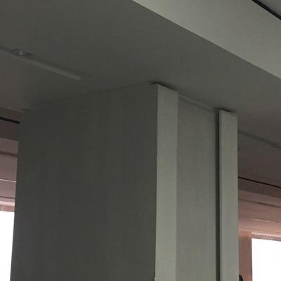 Detalles en pilares