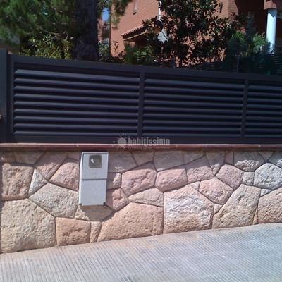 Carpintería Aluminio, Forja, Mamparas Baño