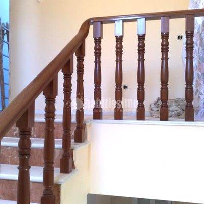 carpinteros escaleras madera
