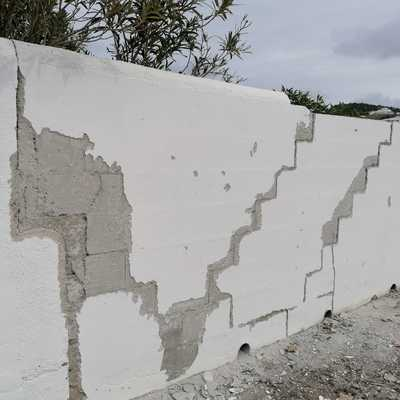 Muro perimetral