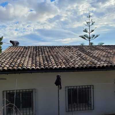Muros y tejados