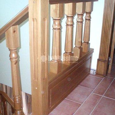 Carpinteros, Escaleras Madera