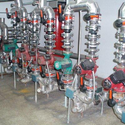 Gas, Placas Solares, Mantenimiento Industrial