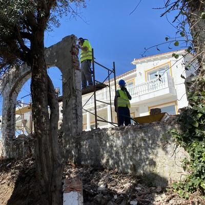 Escavacion por medios manuales