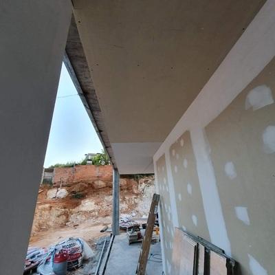 Instalación pladur paredes