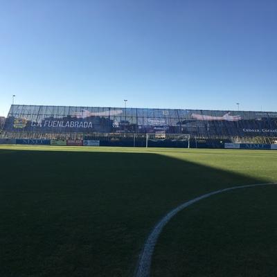 Estadio Fuenlabrada