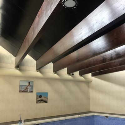 Sustitución de deshumectadora en piscina cubierta comunitaria