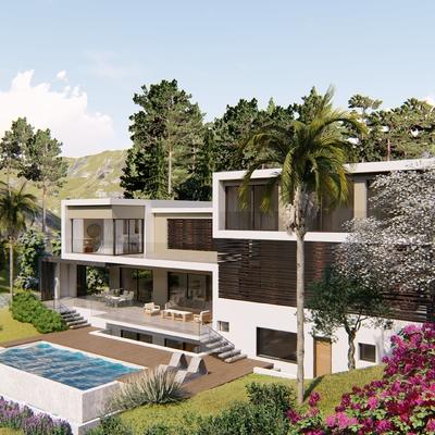 Villa El Rosario