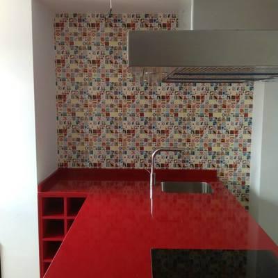 Diseño y ejecución cocina