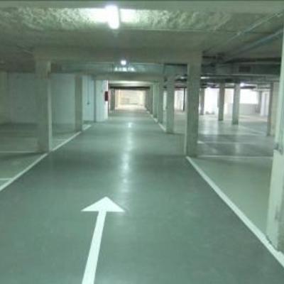 Proyecto alumbrado garaje obra nueva.