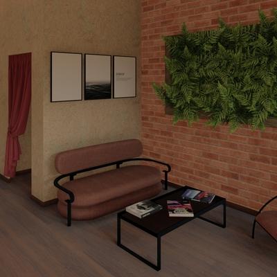 Diseño tienda de ropa Vanity Interior Vista 5