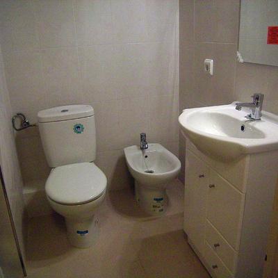 7. instalación completa de baño