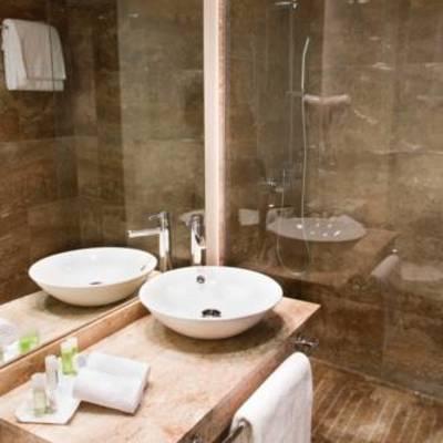 Cuarto de Baño Hotel