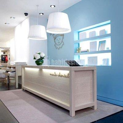 Iluminación, Comercial, Interiores