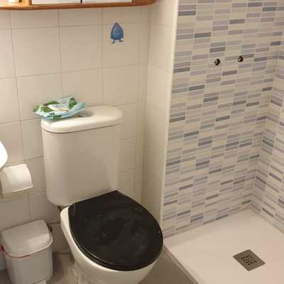 Instalación de plato ducha