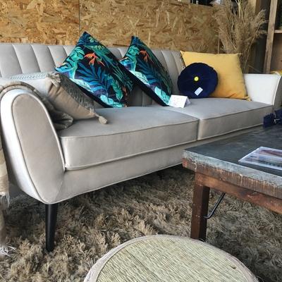Selección sofá y cojines