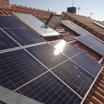 instalacion fotovoltaica rivas