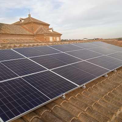instalacion Fotovoltaica LAS ROZAS