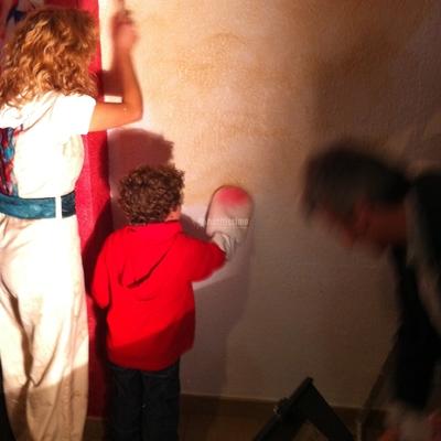 """""""Pintamos el Horizonte"""" Evento- Hotel Horizonte - Palma de Mallorca - http://www.pinturadecor.com/2010/11/el-26-de-noviembre-pintamos-el.html"""