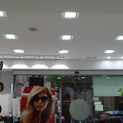 Instalación de iluminación led
