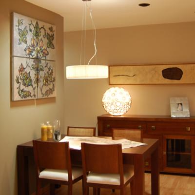 Nuestro Showroom, zona comedor