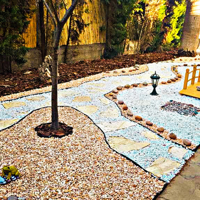 Renovación de jardín