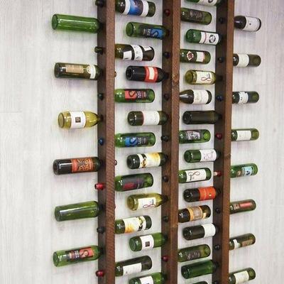 Estanteria vinos