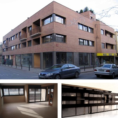 8 habitatges d'alt stànding a Banyoles (Girona)