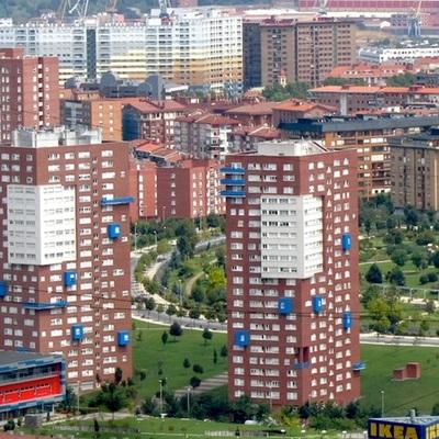 840 Viviendas VPO en cinco bloques en Barakaldo