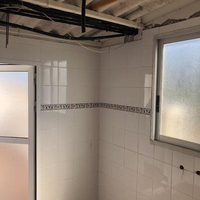 Limpieza y colocación de techo de pladur