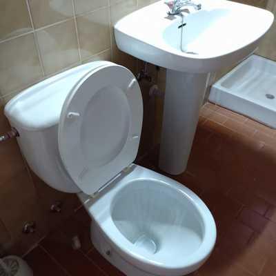 Foto 4 baños Antes