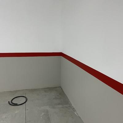 Pintura de garaje!