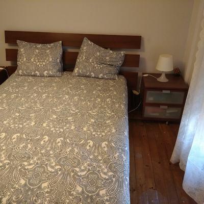 Dormitorio Calidad Antes