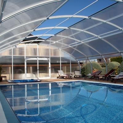 Presupuesto cubierta piscina online habitissimo for Techos para albercas