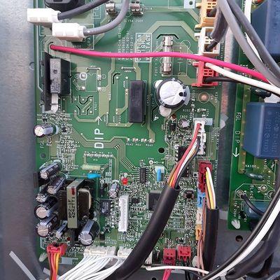 reparacion de placa electronica