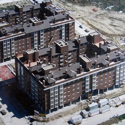89 Viviendas en Sanchinarro Madrid