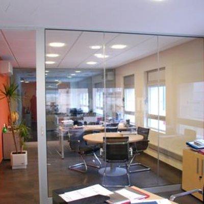 Oficinas y separadores