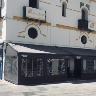 Cadena de restaurantes mupanki